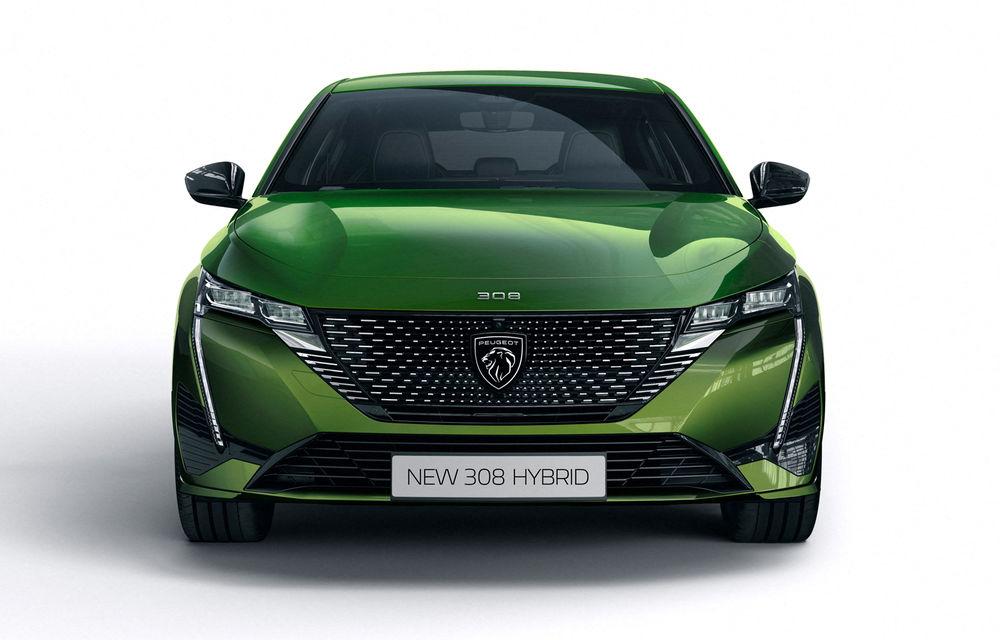 OFICIAL: Galerie foto și informații cu noul Peugeot 308 - Poza 10