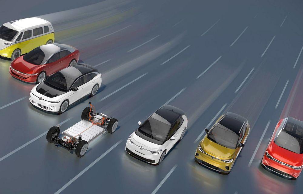 Grupul Volkswagen vrea să fie lider pe piața mașinilor electrice până în 2025 - Poza 1