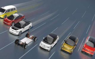 Grupul Volkswagen vrea să fie lider pe piața mașinilor electrice până în 2025