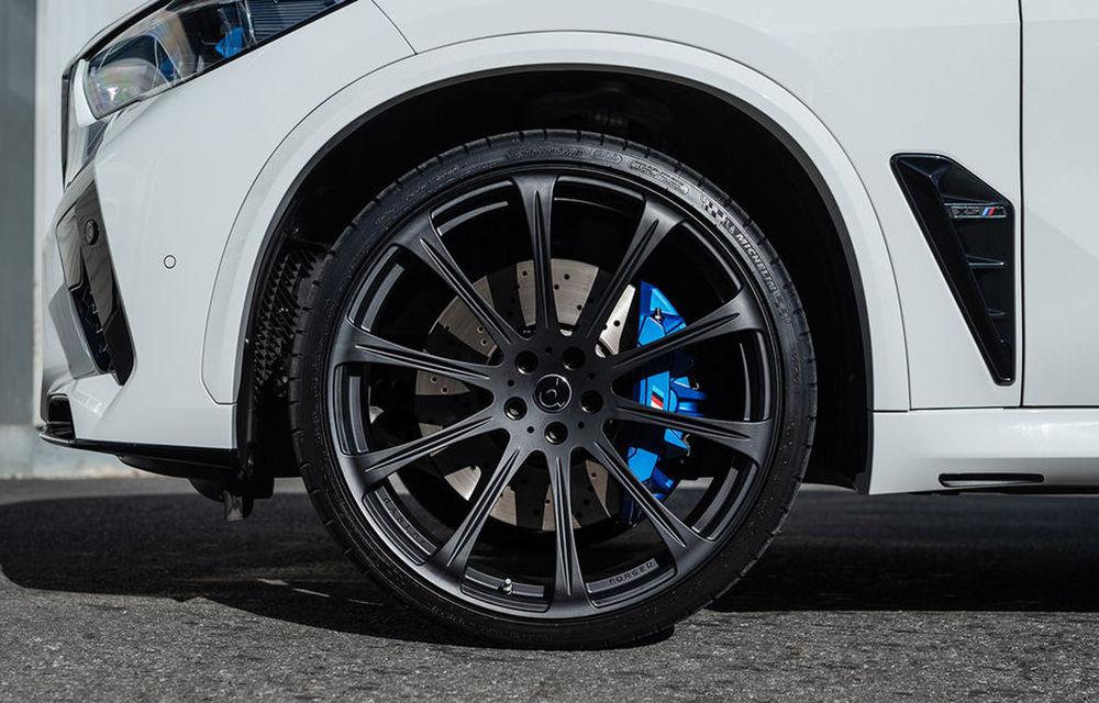 Performanțe la extrem: un BMW X5M de 700 cai putere care atinge 300 de km/h - Poza 4