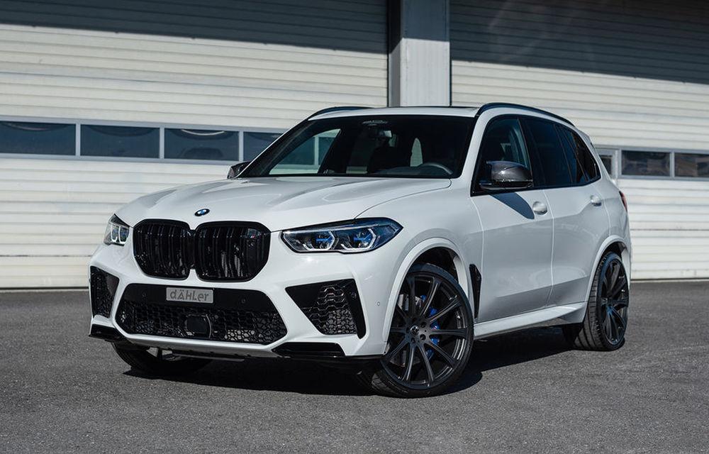 Performanțe la extrem: un BMW X5M de 700 cai putere care atinge 300 de km/h - Poza 1