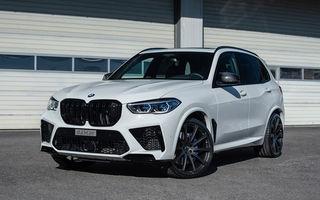 Performanțe la extrem: un BMW X5M de 700 cai putere care atinge 300 de km/h