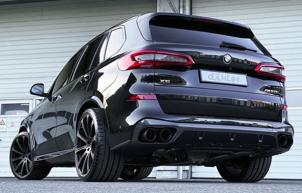 Performanțe la extrem: un BMW X5M de 700 cai putere care atinge 300 de km/h - Poza 5