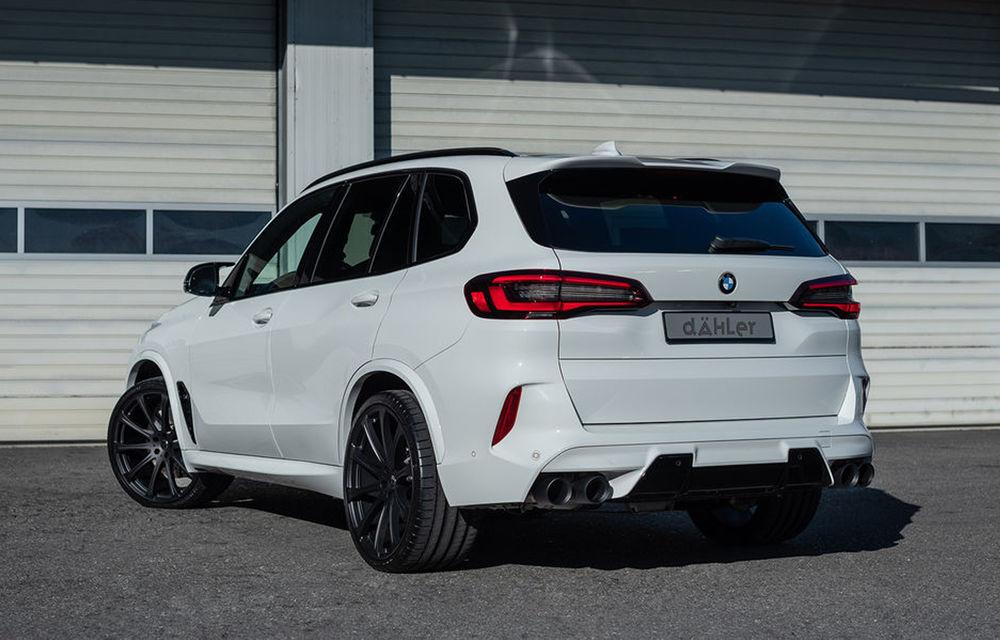 Performanțe la extrem: un BMW X5M de 700 cai putere care atinge 300 de km/h - Poza 2