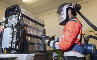 Renault demarează un proiect de reciclare a bateriilor mașinilor electrice