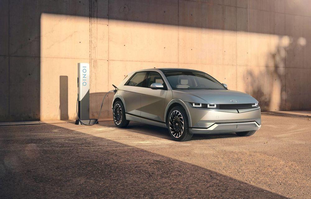 Prețuri pentru noul Ioniq 5 în România: SUV-ul electric pornește de la 51.000 de euro - Poza 1