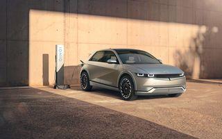Prețuri pentru noul Ioniq 5 în România: SUV-ul electric pornește de la 51.000 de euro