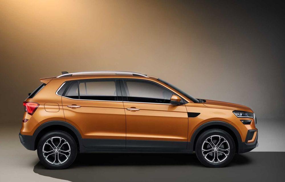 Skoda lansează noul Kushaq: SUV disponibil exclusiv pe piața din India - Poza 6