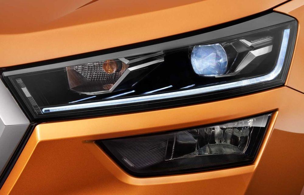 Skoda lansează noul Kushaq: SUV disponibil exclusiv pe piața din India - Poza 11