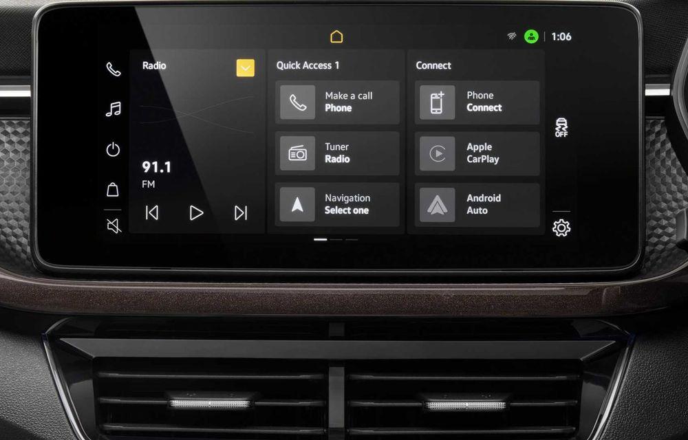 Skoda lansează noul Kushaq: SUV disponibil exclusiv pe piața din India - Poza 15