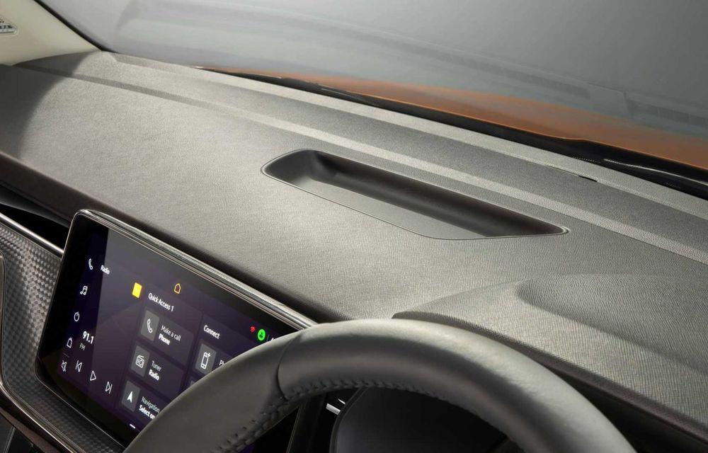 Skoda lansează noul Kushaq: SUV disponibil exclusiv pe piața din India - Poza 17