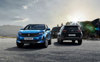 Ediție Roadtrip pentru Peugeot 5008 și 3008 facelift în Europa