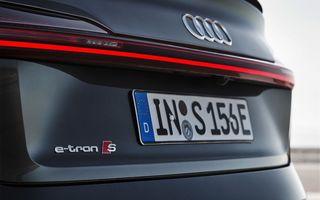 Audi pregătește lansarea SUV-ului electric Q6 e-tron în 2022