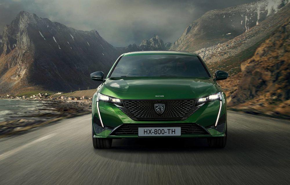 """Noul Peugeot 308 nu primește versiune GTI: """"Piața hot hatch-urilor este în colaps"""" - Poza 1"""