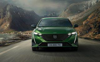 """Noul Peugeot 308 nu primește versiune GTI: """"Piața hot hatch-urilor este în colaps"""""""