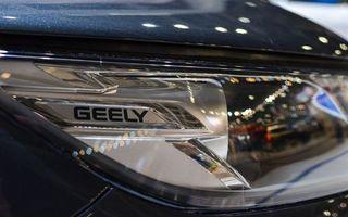 """Geely vrea să concureze cu Tesla: chinezii pregătesc un brand de """"mașini electrice premium"""""""