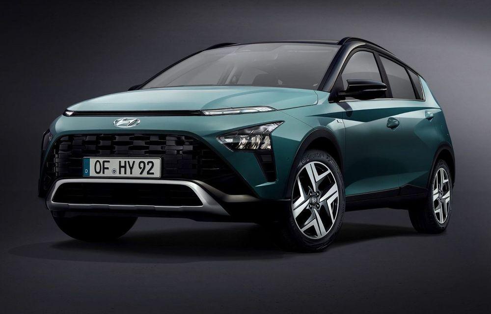 Prețuri pentru Hyundai Bayon în România: start de la 17.300 de euro - Poza 1
