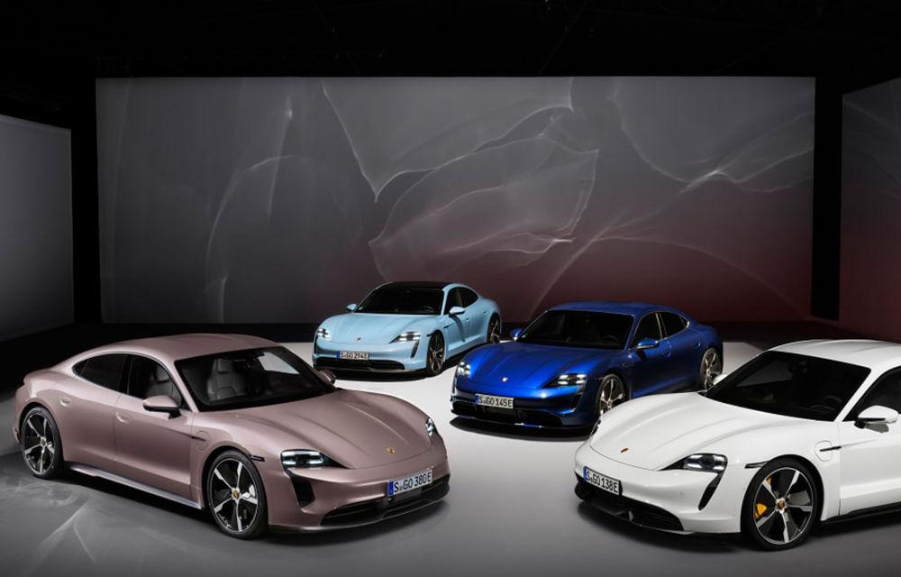 Porsche vrea ca 80% din vânzările sale să fie mașini electrificate până în 2030 - Poza 5