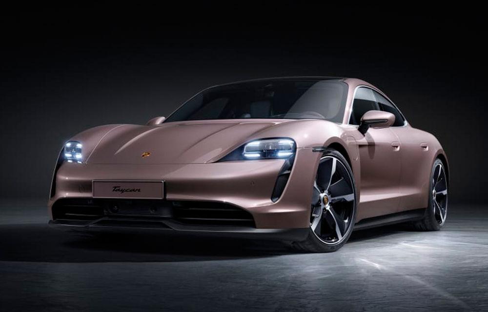 Porsche vrea ca 80% din vânzările sale să fie mașini electrificate până în 2030 - Poza 1