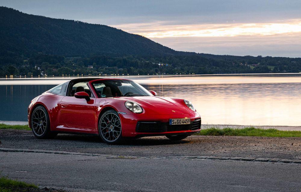 """Șeful Porsche îi liniștește pe fani: """"Vom continua să construim 911 cu motor cu ardere internă"""" - Poza 1"""