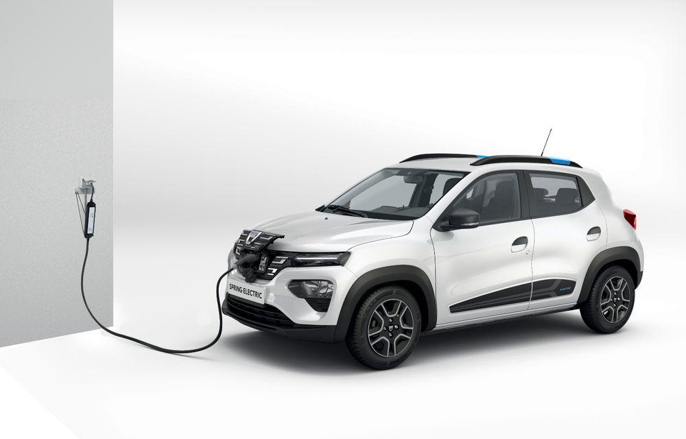 UPDATE: Dacia Spring a înregistrat 4000 de comenzi în doar 48 de ore, în România - Poza 2