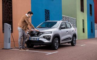 UPDATE: Dacia Spring a înregistrat 4000 de comenzi în doar 48 de ore, în România