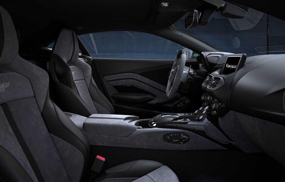 Aston Martin prezintă noul Vantage F1 Edition: ediție inspirată de Safety Car-ul din Formula 1 - Poza 10