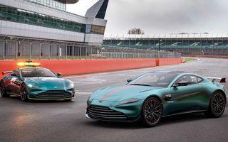 Aston Martin prezintă noul Vantage F1 Edition: ediție inspirată de Safety Car-ul din Formula 1