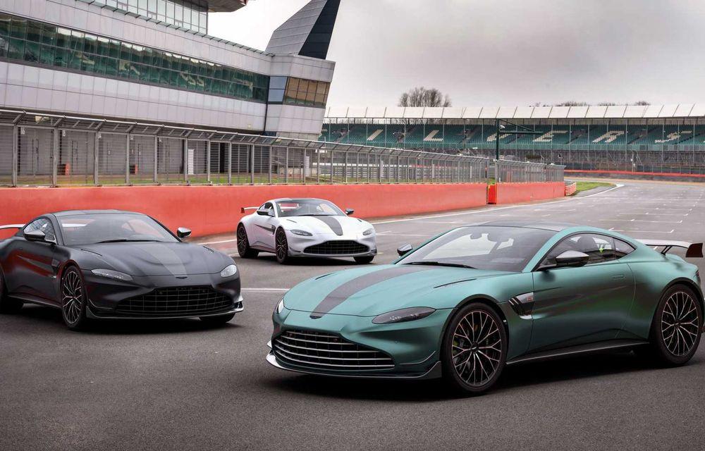 Aston Martin prezintă noul Vantage F1 Edition: ediție inspirată de Safety Car-ul din Formula 1 - Poza 5