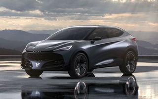 SUV-ul electric Cupra Tavascan va intra în producție în 2024