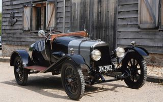 Cel mai vechi Aston Martin din lume va fi expus public la 100 de ani de la debut