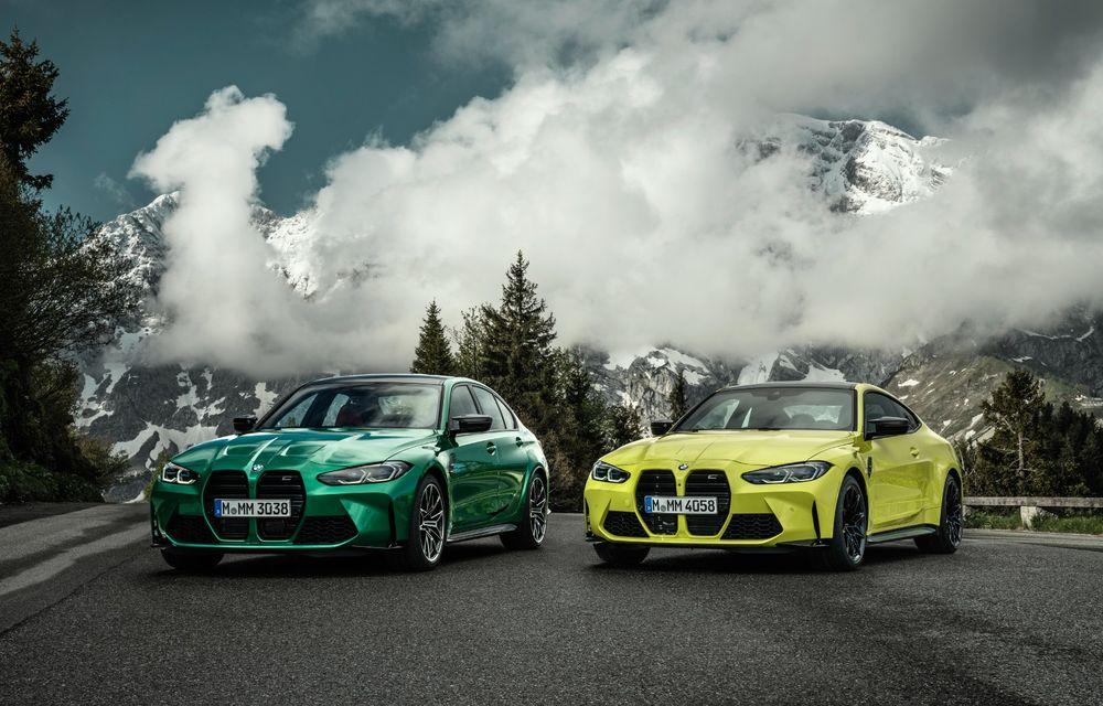 Prețuri BMW M3 și M4 în România: sedanul de performanță pornește de la 85.323 de euro - Poza 1