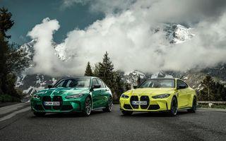 Prețuri BMW M3 și M4 în România: sedanul de performanță pornește de la 85.323 de euro
