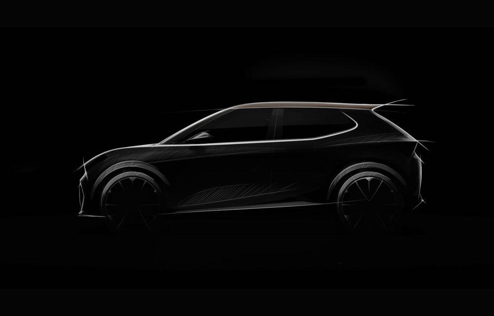Seat va lansa o mașină electrică de oraș în 2025 - Poza 1