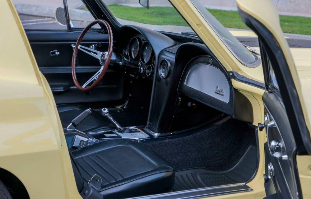 Un Chevrolet Corvette din 1967 a fost vândut cu 2.45 milioane de dolari la licitație - Poza 4