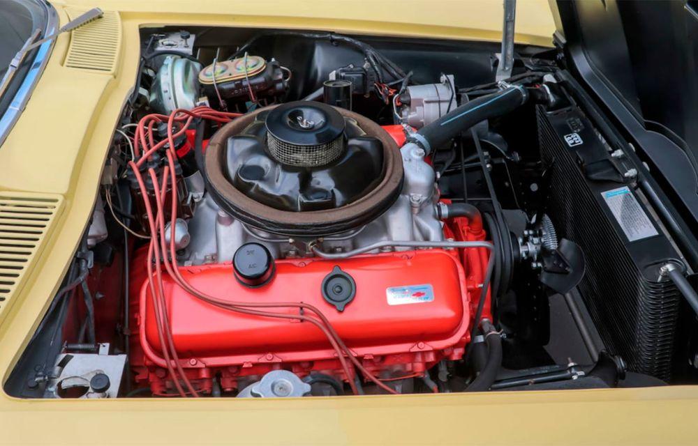 Un Chevrolet Corvette din 1967 a fost vândut cu 2.45 milioane de dolari la licitație - Poza 5