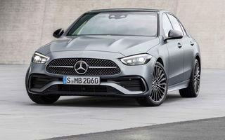 Noul Mercedes-Benz C63 AMG va fi un hibrid de 558 de cai putere