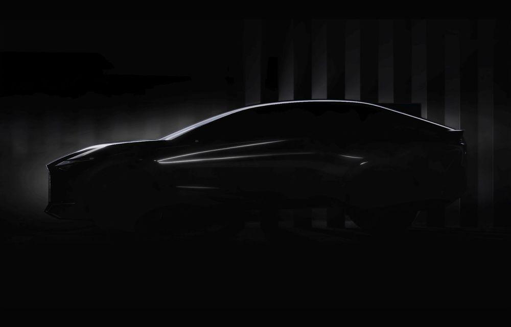 Lexus va dezvălui un nou concept și o nouă strategie în 30 martie - Poza 1