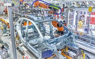 Audi a început producția SUV-ului electric Q4 e-Tron