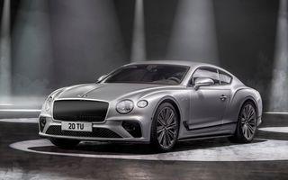 Noul Continental GT Speed: cel mai dinamic Bentley de până acum, lansat oficial cu 659 CP