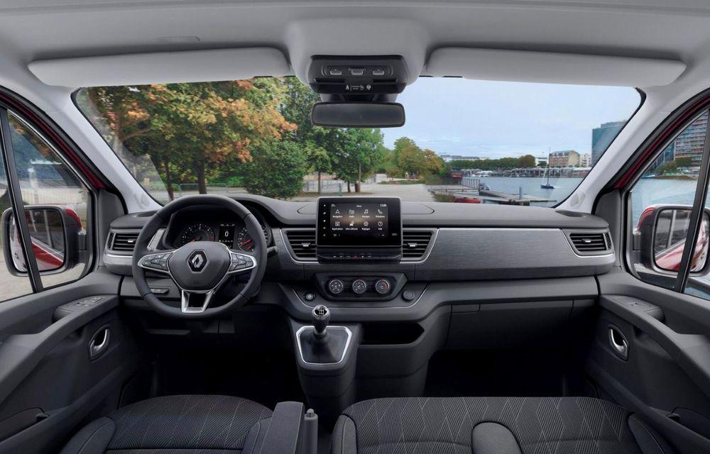 Renault lansează noul Kangoo Van: acces lateral inovator și versiune electrică cu autonomie de 265 km - Poza 9