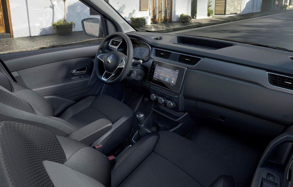 Renault lansează noul Kangoo Van: acces lateral inovator și versiune electrică cu autonomie de 265 km - Poza 7