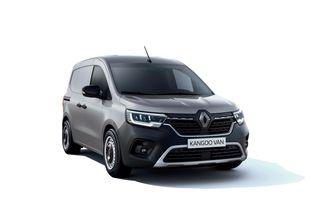 Renault lansează noul Kangoo Van: acces lateral inovator și versiune electrică cu autonomie de 265 km