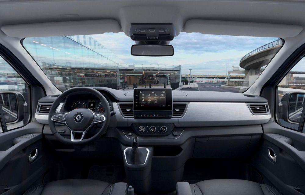 Renault lansează noul Kangoo Van: acces lateral inovator și versiune electrică cu autonomie de 265 km - Poza 8