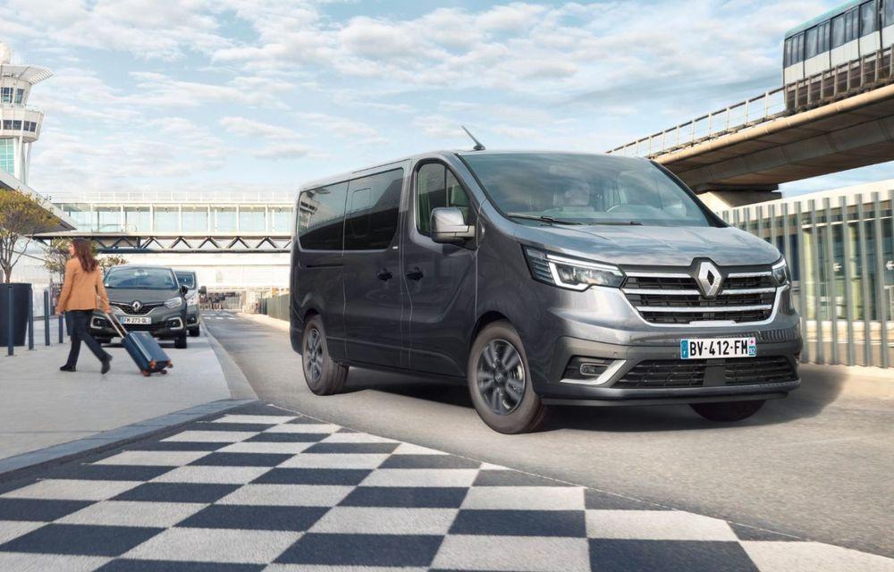 Renault lansează noul Kangoo Van: acces lateral inovator și versiune electrică cu autonomie de 265 km - Poza 4