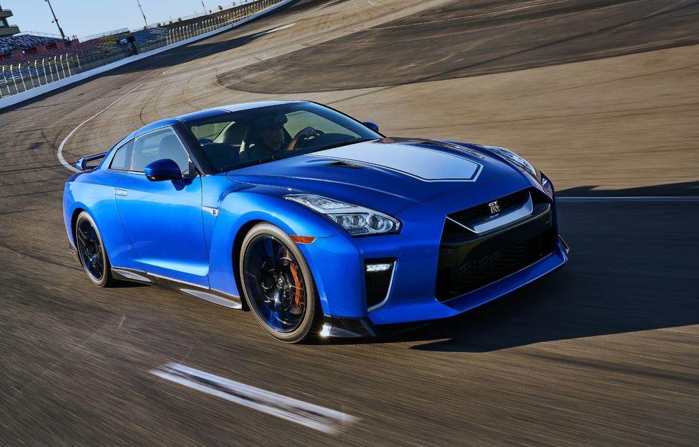 Soluție de compromis: actualul Nissan GT-R ar putea primi o motorizare micro-hibrid - Poza 1