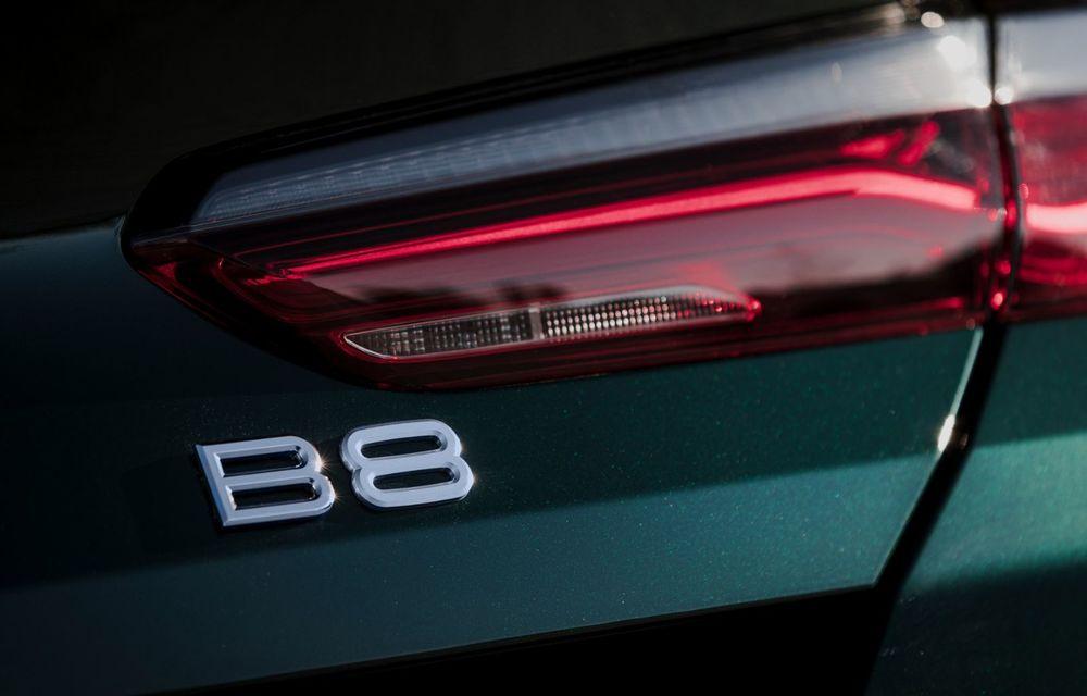Alpina prezintă noul B8 Gran Coupe: motorul V8 dezvoltă 620 de cai putere - Poza 35