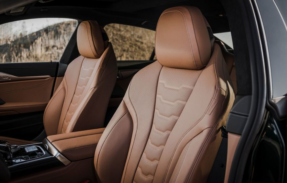 Alpina prezintă noul B8 Gran Coupe: motorul V8 dezvoltă 620 de cai putere - Poza 27