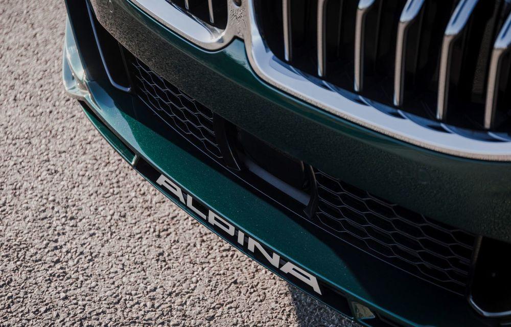Alpina prezintă noul B8 Gran Coupe: motorul V8 dezvoltă 620 de cai putere - Poza 31