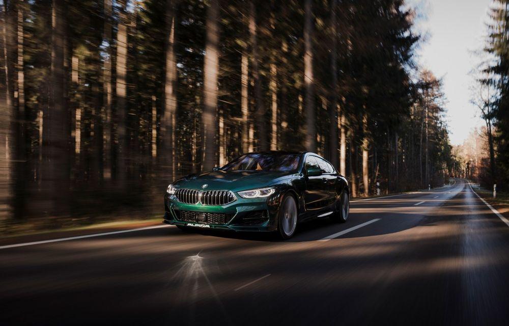 Alpina prezintă noul B8 Gran Coupe: motorul V8 dezvoltă 620 de cai putere - Poza 9